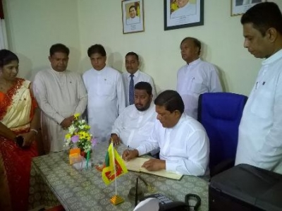 First sub Divisional Secretariat in Galle District opened