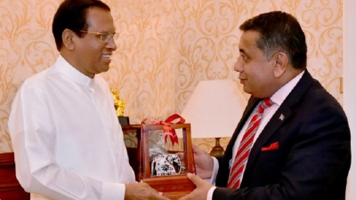 UK Foreign State Minister praises reconciliation process in Sri Lanka