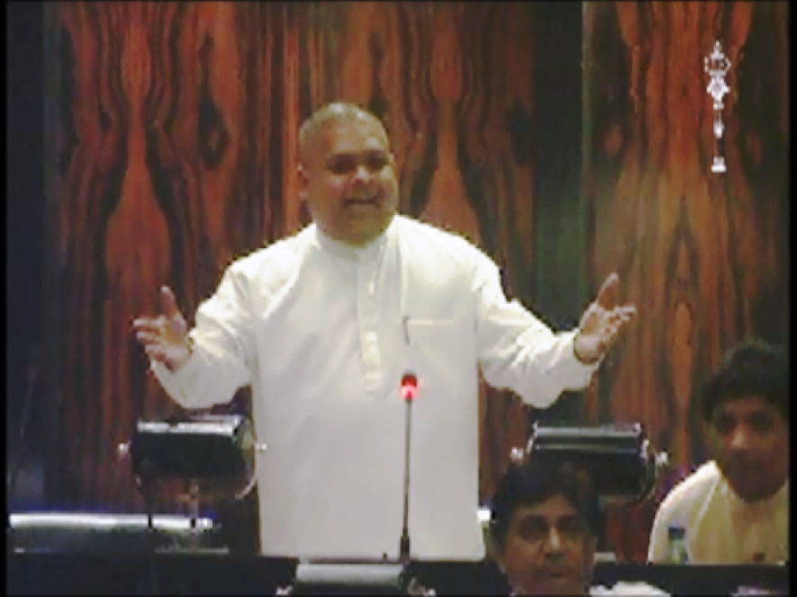 I challenge UNP to check value of my assets – MP Gunawardena