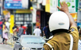 NEW TRAFFIC FINES TO STAY