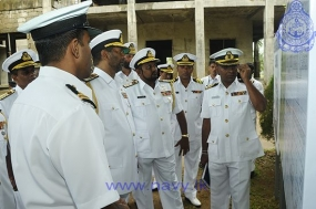 Commander of the Navy visits Southern Naval Area