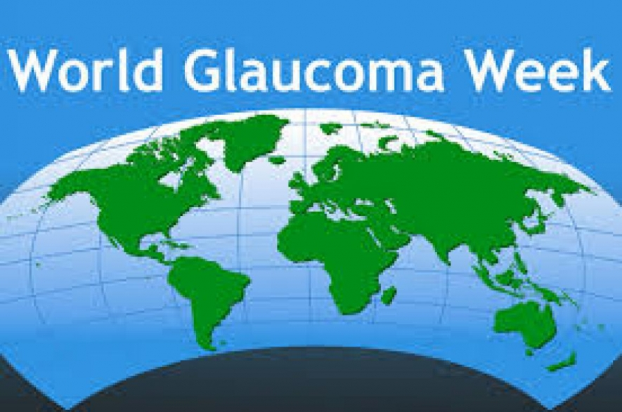 National Glaucoma Week till 17th