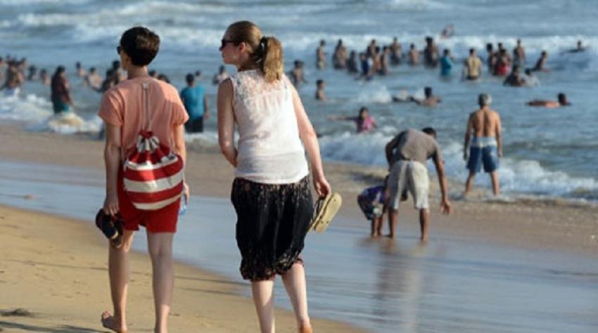 Sri Lanka's tourist arrival grows 2.2 percent in January