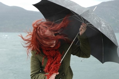 Prevailing windy condition in five provinces