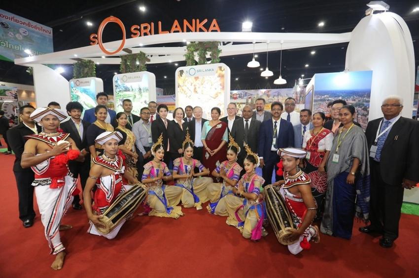 SRI LANKA TAKES CENTRE STAGE AT THE TITF-2020 TOUR FAIR