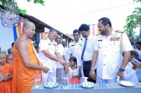 Navy established an RO Plant in Palaviya