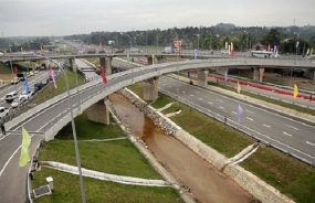 Toll fees from Southern, Katunayake Expressways top Rs.45bn