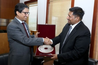 Bangladesh High Commissioner meets State Minister