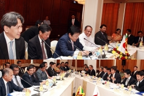 Japanese Minister expresses confidence in Sri Lanka's potential for attracting Japanese investments