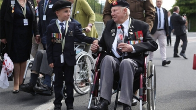 D-Day memories sway European politics