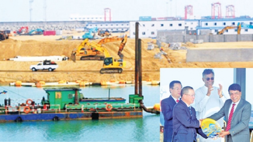 Govt assures seamless connectivity to Port City