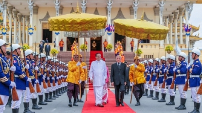 SRI LANKA-CAMBODIA JOINT STATEMENT