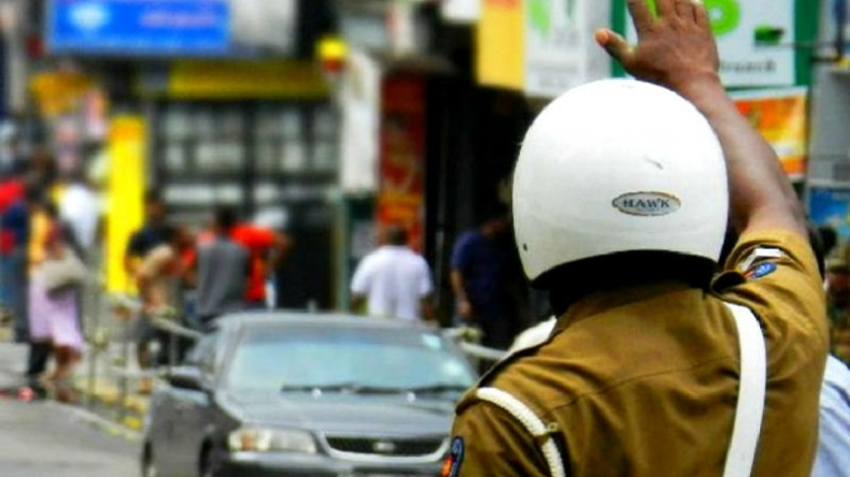INCREASED FINES FOR TRAFFIC OFFENCES