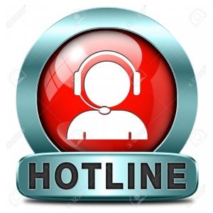 Hotline for information on Coronavirus