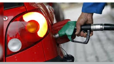 Petrol, Super Diesel slightly up
