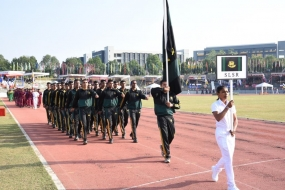 Army Athletes Begin their Annual Championship