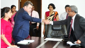 Stronger economic relations between USA and Sri Lanka