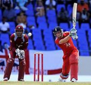 Root stars as England coast to World Cup win against West Indies