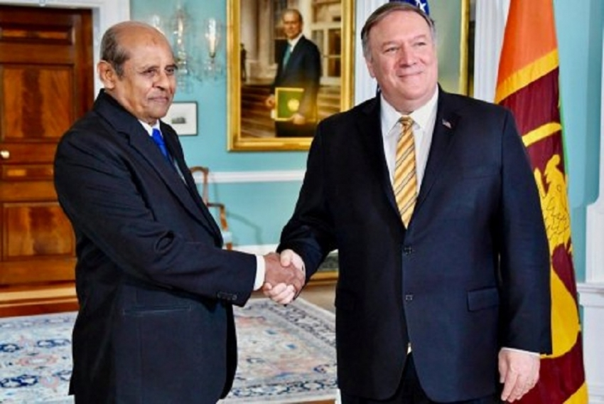 U.S. reiterates strong support for Sri Lanka's fight against terrorism
