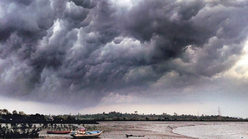 Thundershowers expected in several provinces toda