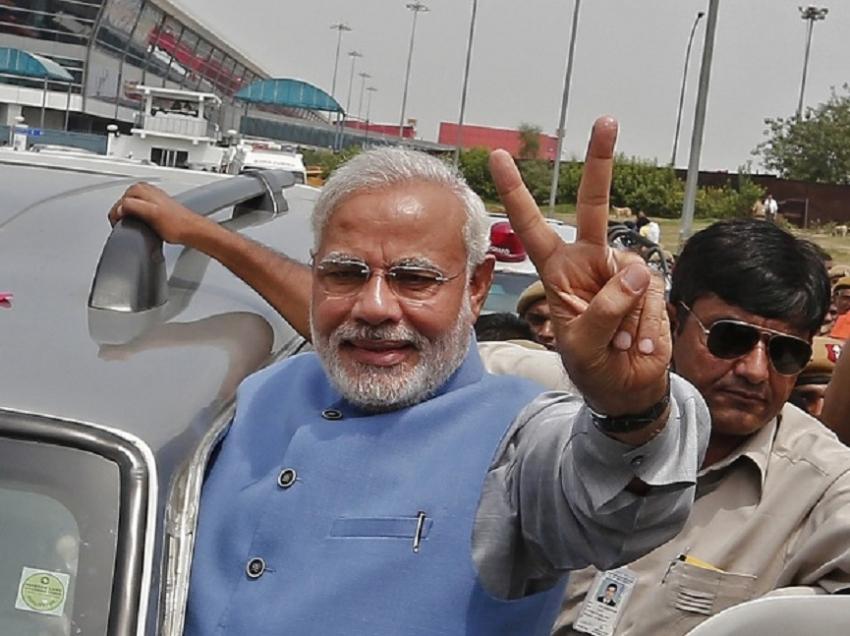 Narendra Modi gains massive Lok Sabha victory