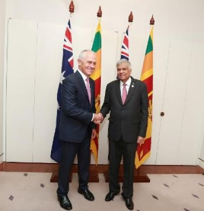 Australian PM assures fullest support towards Sri Lanka
