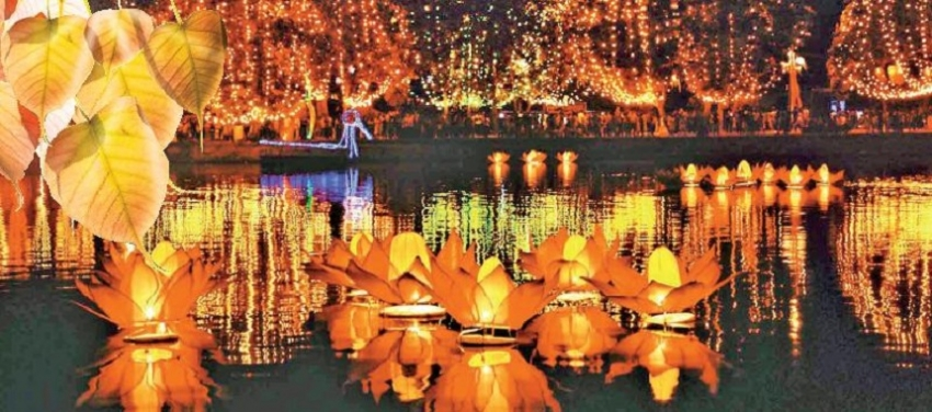 Vesak: its significance today