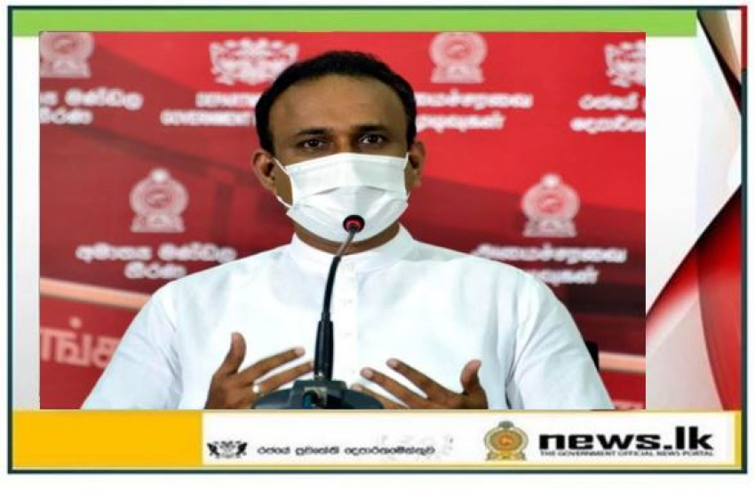 The best mechanism to curtail the spread of the pandemic is vaccination - Minister Ramesh Pathirana