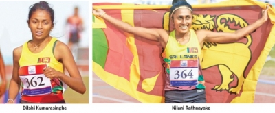 Seven Sri Lankan athletes for Asian Indoor Championships