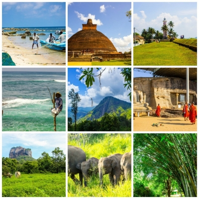 Lanka again named Asia's most sought travel destination