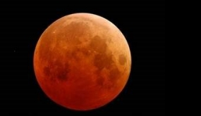 First super blue moon lunar eclipse after 152 years