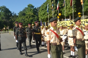 Cadet Assessment Camp held at Rantambe