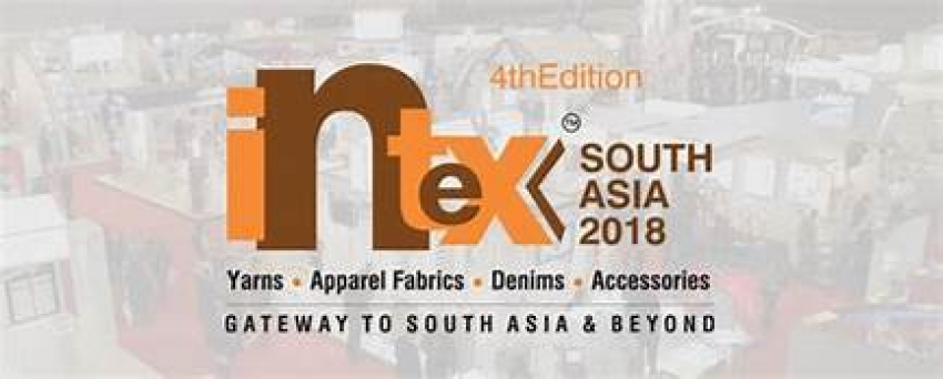 Intex largest  textile sourcing show in South Asia Commences