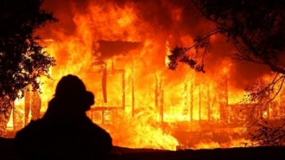 California wildfires: Millions warned of possible power cut