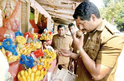 Raids on errant traders   to continue