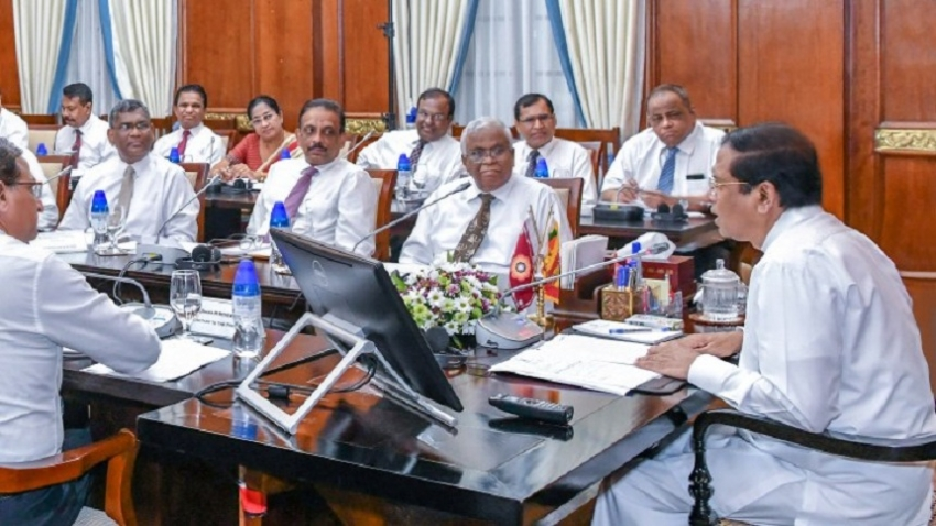 Fulfill duties and responsibilities with commitment, President orders all services