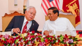 President hosts luncheon for Malaysian Prime Minister