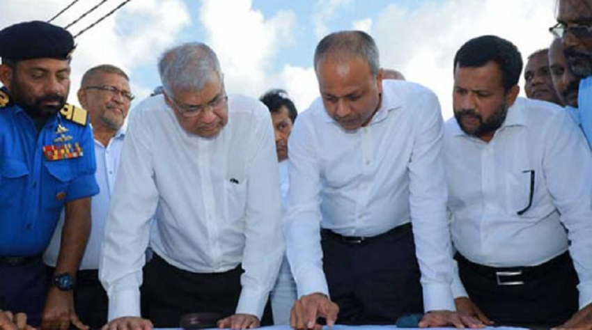 Kankesanturai harbour will be turned into economic hub