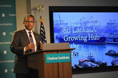 Sri Lanka eager to work with the maritime powers – Ambassador