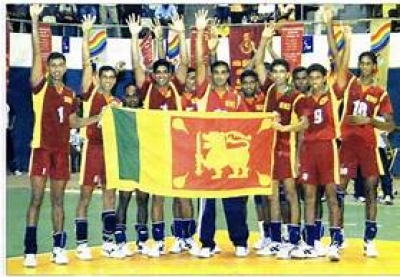 Sri Lanka ready form tomorrow to First Asian VB Challenge Cup
