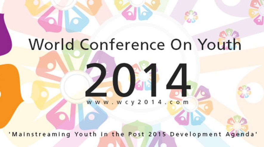 World Youth Conference 2014 commences today