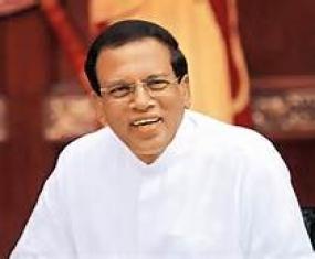 President's Deepavali message