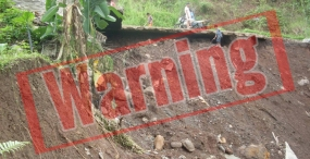 NBTO issues landslide warnings to several districts