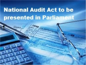 Cabinet approves amend Audit Bill