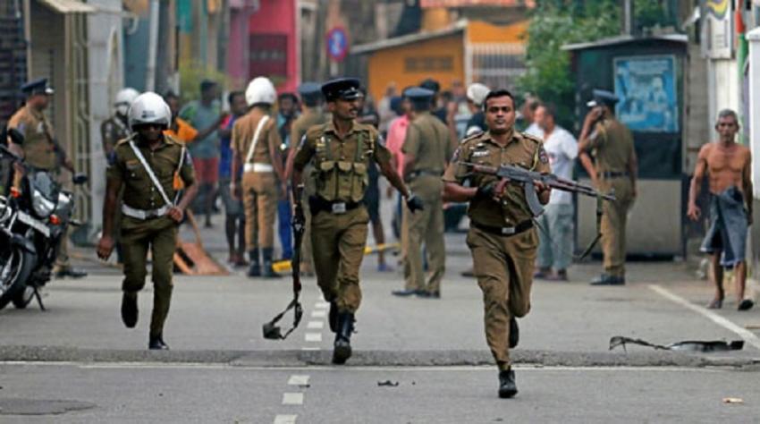 President issues gazette declaring State of Emergency in Sri Lanka -