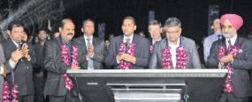 SLT opens Rs 2.4 bn 'National Data Center'