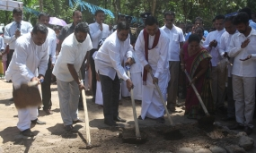 Monaragala gets Rs.1723m. for Development