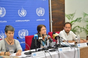 Sri Lanka must urgently implement reforms to end arbitrary detention - UN experts