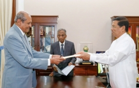 New Foreign Affairs Minister sworn in