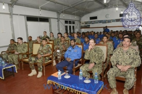 Joint Combined Exchange Training (JCET) exercise ceremonially inaugurated in Trincomalee
